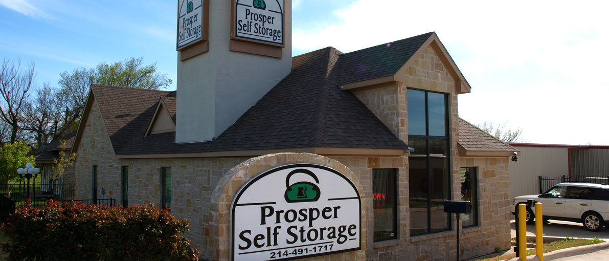 Proudly Serving Prosper, Celina, Frisco & McKinney